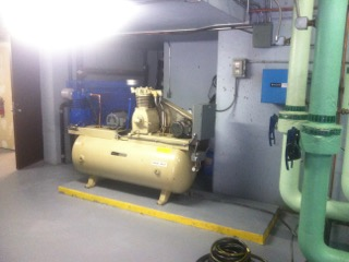 Another Clean Mechanical Room