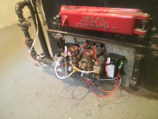 Cleaned Up Electrical System After Retro